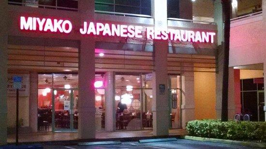 Miyako Doral Japanese Restaurant