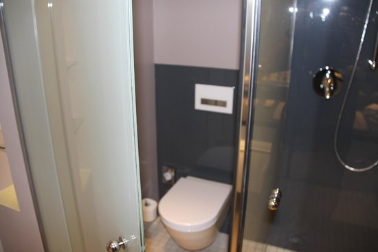 Sheraton Grand Salzburg: seperate WC