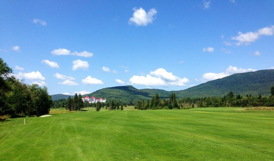 Omni Mount Washington Resort Bretton Woods Golf Course