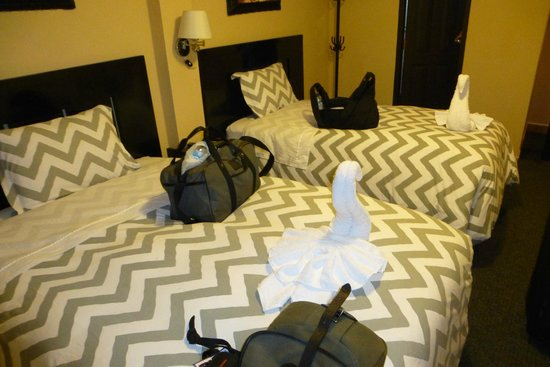 Hatun Pachamama Inn: Room