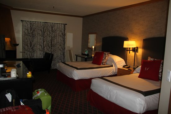 The Edgewater, A Noble House Hotel: Double bed room