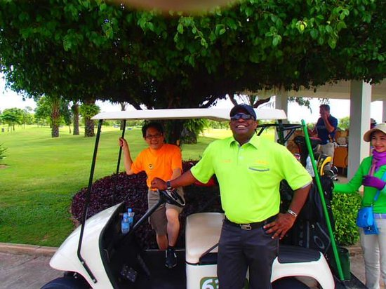 Angkor Golf Resort: My golf buddies