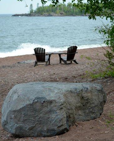 East Bay Suites : Lake Superior shore