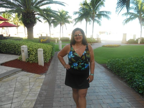 Marco Island Marriott Beach Resort, Golf Club & Spa : A great day at the hotel