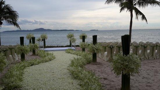 InterContinental Pattaya Resort: wedding