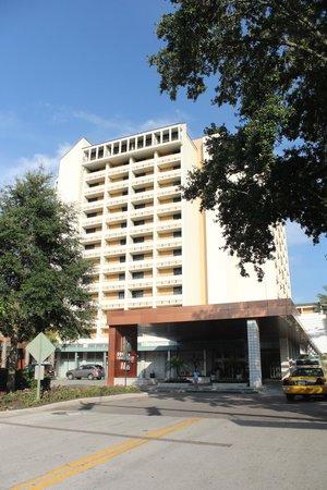 Holiday Inn Orlando – Disney Springs Area: 外観