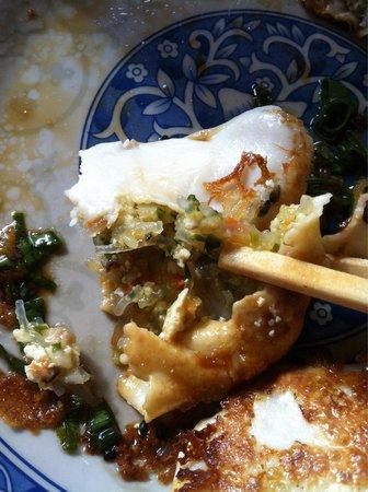 Dumpling World: Vegetarian dumpling