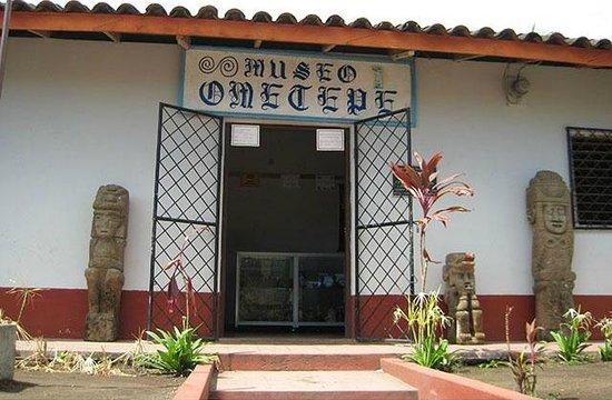 Altagracia, Nicaragua: Museum Entrance