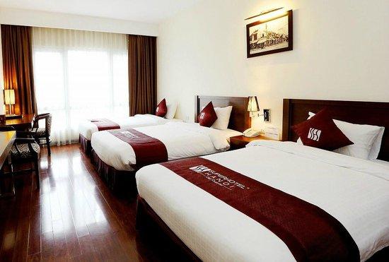 Super hotel Hanoi Old Quarter: Family room