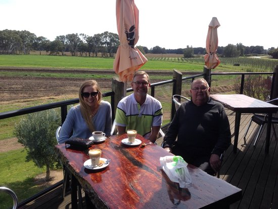 Rusticana Wines and Newman's Horseradish