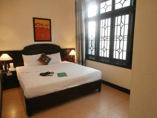 Hoi An Glory Hotel & Spa : bedroom