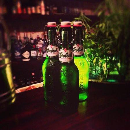 El Baron : Grolsch Premium Lager Beer #elbaroncafe