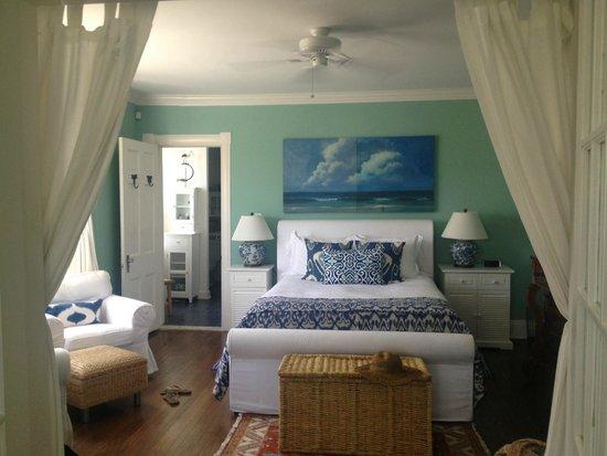 Asbury Park Inn : Ocean Spa Suite