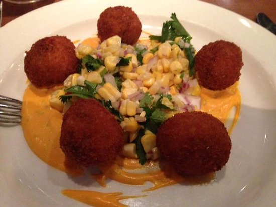 Southpark Seafood : crab fritters