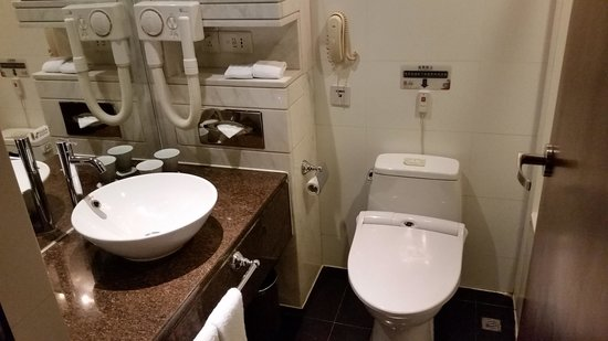 Southern Airlines Hotel : Toilet