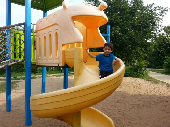 Club Mahindra Puducherry: Kids area