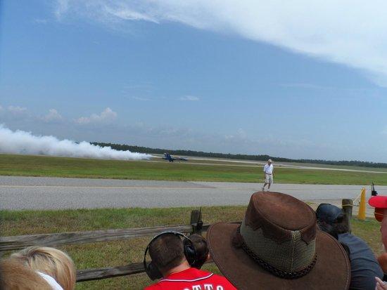 Pensacola Naval Air Station: the beginning of something amazing!