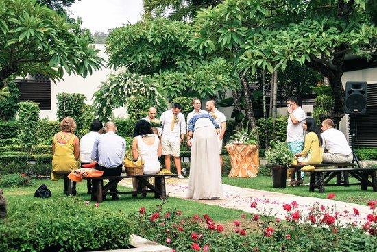 Wedding @ Malisa Villa Suites