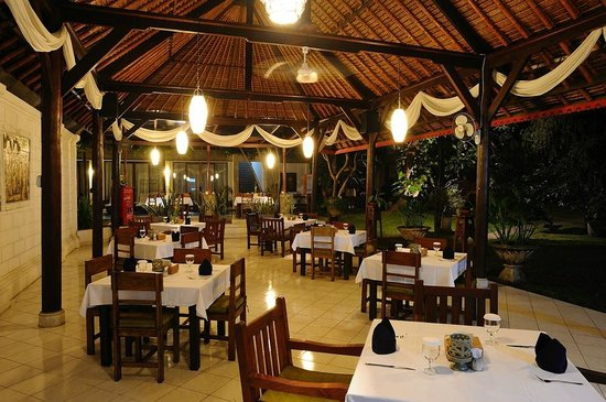 Puri Maharani Boutique Hotel & Spa: Restaurant