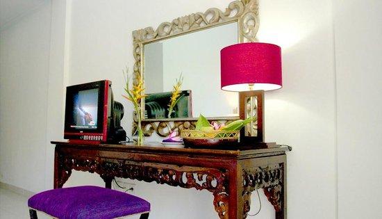 Puri Maharani Boutique Hotel & Spa: Rooms