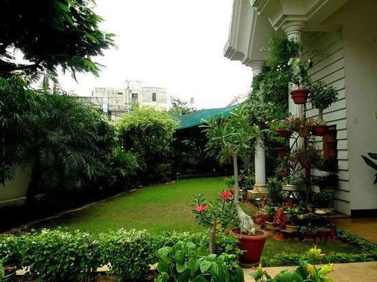 All Seasons Homestay Jaipur : nice view