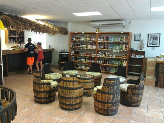 Приход Сент-Джон, Гренада: Sample The Best Rum/Liquor On D Island!!