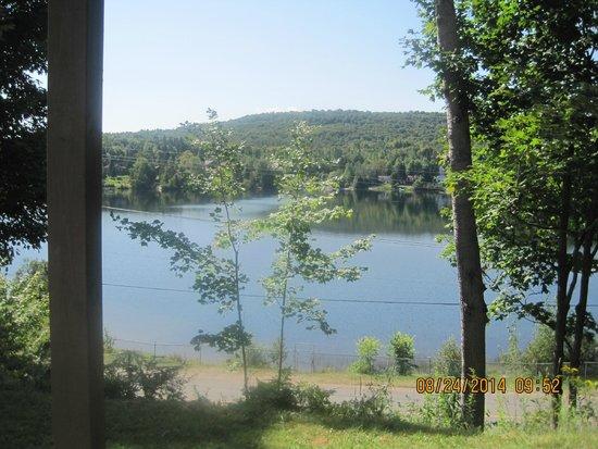 Chalets Lac a la Truite : Vue du chalet # 88