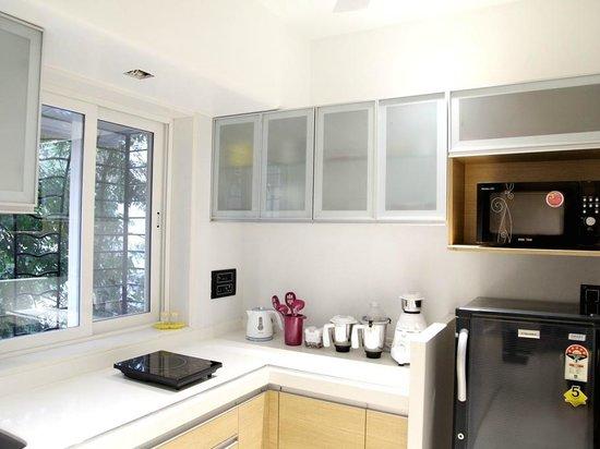 Studio Apartment In Mumbai 1 room studio apartment - picture of la maison service apartments