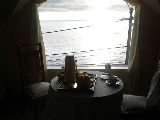 Hotel Ayacara: Lago