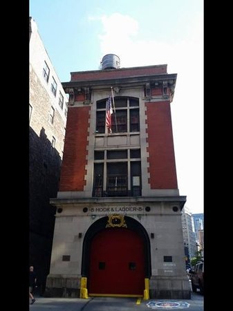 GhostBusters Firestation : lovelly building