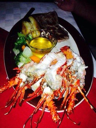 Beto's Condesa: Huge lobster ummmmmm