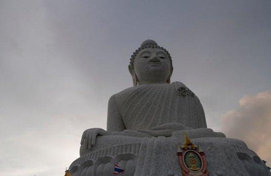 Großer Buddha von Phuket: big buddha