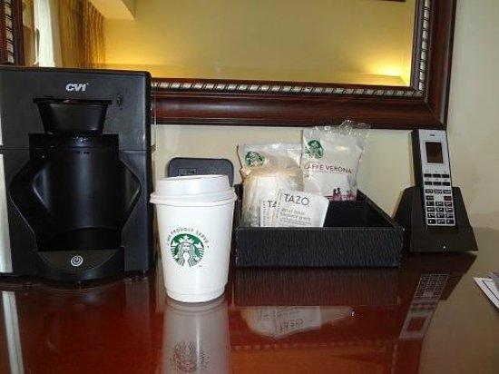 Hyatt Regency Orlando International Airport: コーヒー