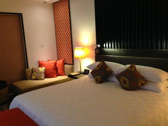 Sama-Sama Hotel KL International Airport: letto
