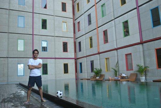 POP! Hotel Kuta Beach: The Pool