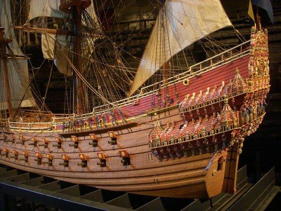 Musée Vasa : Ship