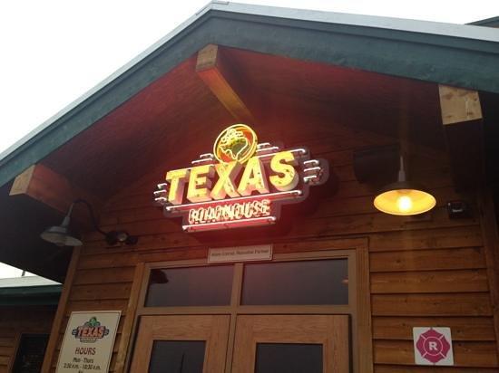 Texas Roadhouse: great atmospher