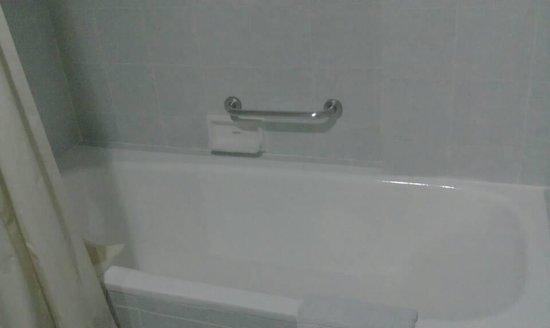 Baiyoke Boutique Hotel: Bath Room
