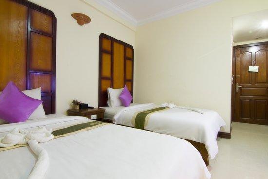 Champey Villa: Superior Twin Room