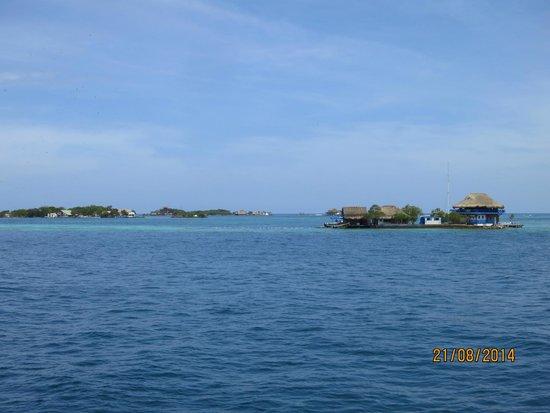 Tours in Rosario islands : Islas del Rosario