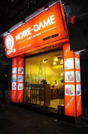 Notre-Dame Cafe