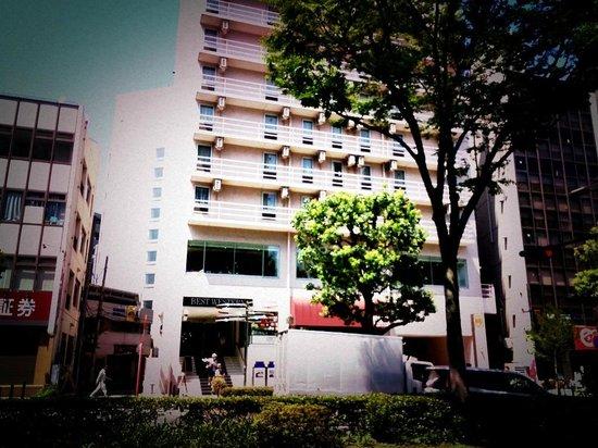 Best Western Yokohama : 外観