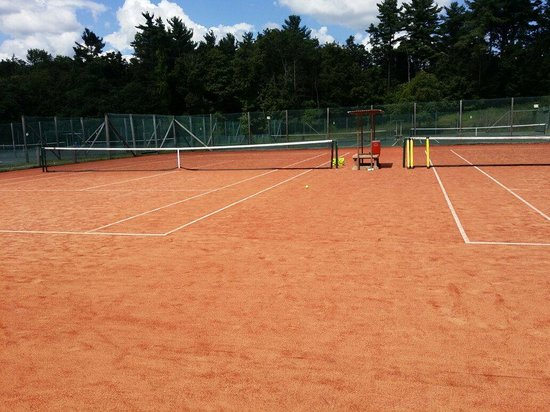 Total Tennis: Synthetic clay..great stuff