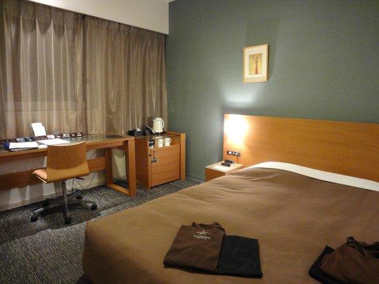 Candeo Hotels Kameyama: Bedroom