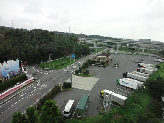 Candeo Hotels Kameyama: View