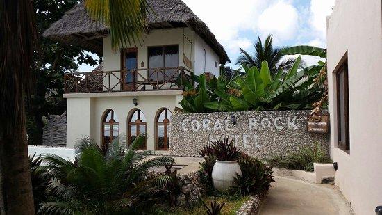 Coral Rock Zanzibar : Coral restaurant