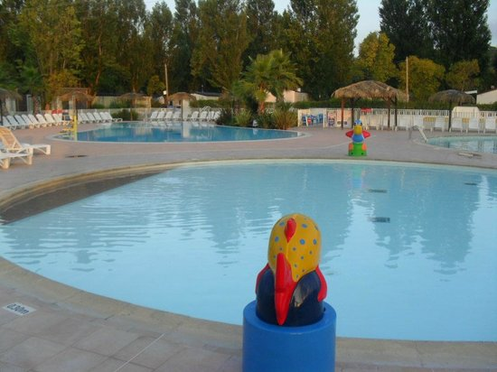 Siblu Villages - Le Montourey : Early Morning again