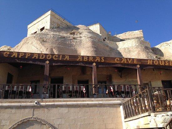 Cappadocia Abras Cave Hotel : Abras Cave Hotel