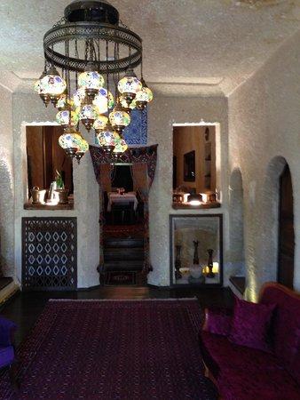 Cappadocia Abras Cave Hotel : Lobby