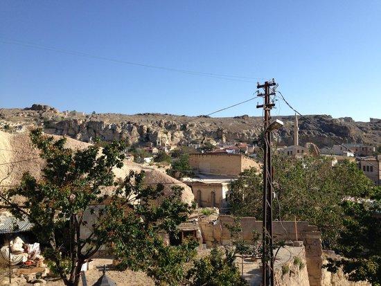 Cappadocia Abras Cave Hotel : the view